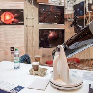 Rathaus-Center Ludwigshafen – Ausstellung zu Astrofotografie