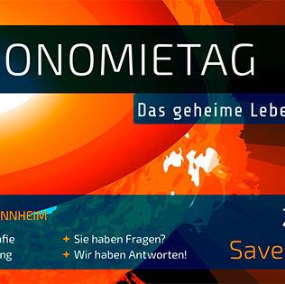 Astronomietag 2018 im Planetarium Mannheim