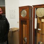 100 Jahre alte Sternzeituhren