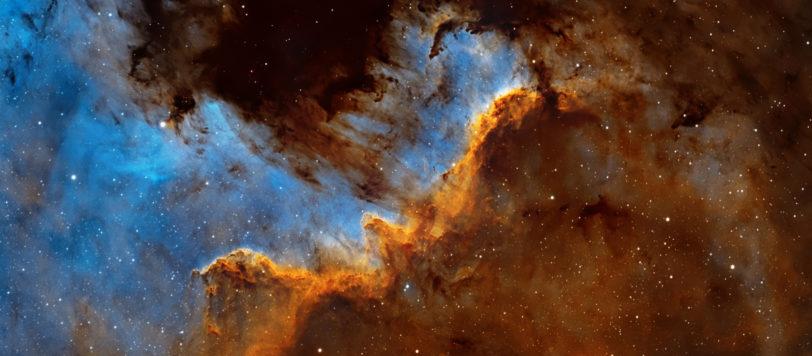 NGC 7000 Cygnus Wall